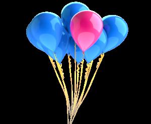 8 Balloons Geburtstagsparty Pepelino Kiel