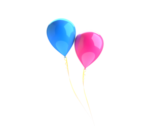 2 Balloons Geburtstagsparty Pepelino Kiel