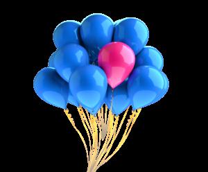 12 Balloons Geburtstagsparty Pepelino Kiel